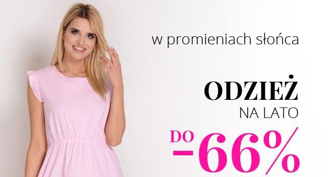 Cała w słońcu | Moda na LATO do -66% | Na zakupy z Avaro.pl